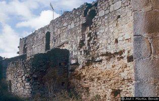 Castillo - Alberguería de Argañán