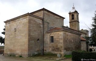 Iglesia de San Agustín - Villar de Ciervo
