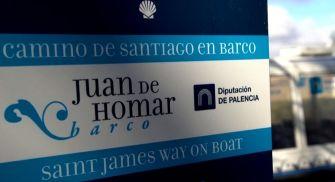Ruta en Barco Canal de Castilla - Frómista