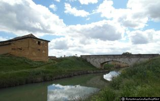 Canal de Castilla - Capillas