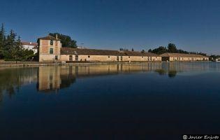 Canal de Castilla - Medina de Rioseco