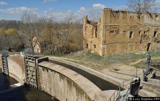 Calahorra de Ribas - Canal de Castilla