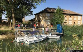 Museo Canal de Castilla - Villaumbrales