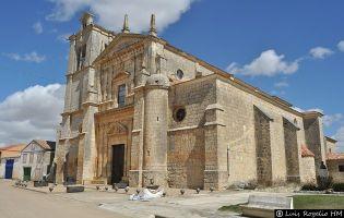 Iglesia de Lantadilla