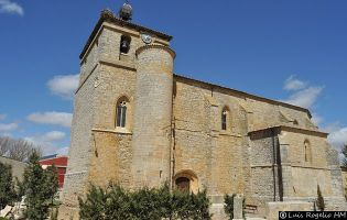 Iglesia de Requena de Campos