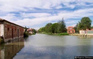 Dársena de Valladolid