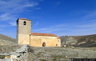 Románico en Soria - Iglesia de Santa María de Caracena