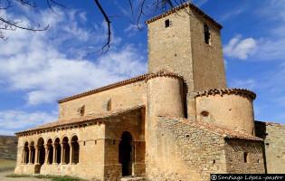 Románico Soriano - Iglesia de San Pedro de Caracena