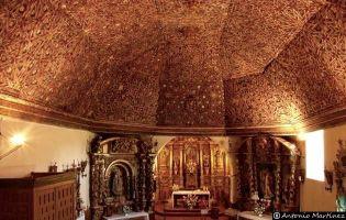 Artesonado - Santa Colomba de la Vega