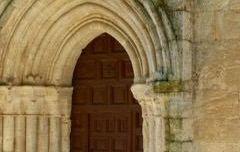 Portada Monasterio de Santa María de Carrizo