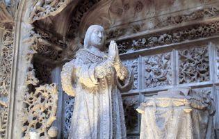 Lugares de interés en Burgos - Cartuja de Miraflores