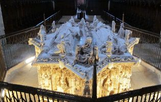 Gótico en Burgos - Cartuja de Miraflores