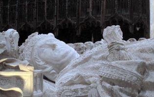 Joya del arte europeo tardogótico - Cartuja de Miraflores - Burgos