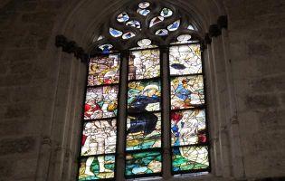 Vidrieras Cartuja de Miraflores - Burgos