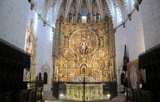 Monumentos de interés en Burgos - Cartuja de Miraflores