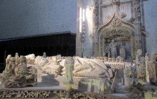 Sepulcros reales - Cartuja de Miraflores