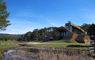 La Casa de la Madera y el Comunero de Revenga - Regumiel de la Sierra