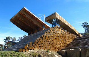 La Casa de la Madera y el Comunero de Revenga - Canicosa de la Sierra
