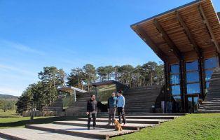 La Casa de la Madera y el Comunero de Revenga - Quintanar de la Sierra