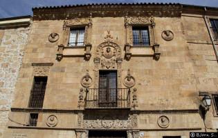 Casa de las Muertes Salamanca