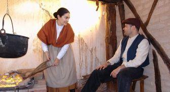 Visita Teatralizada Casa de la Ribera - Peñafiel