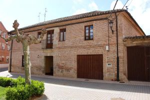 Casa rural Abánades en Melgar de Fernamental - Burgos