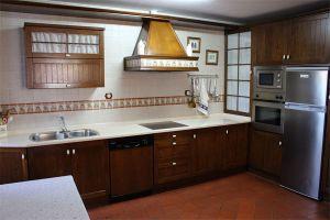 Casa rural con cocina totalmente equipada - lavadora y secadora