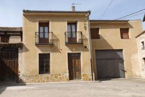 Casa rural La Casa de la Abuela Rufa en Fuenterrebollo - Segovia