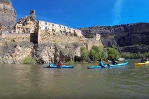 Actividades al aire libre en las Hoces del Río Duratón - Casa rural de la Abuela Rufa