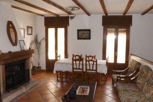 Casa rural situada en la comarca segoviana de Tierra de Pinares