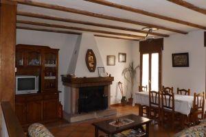 Casa rural situada muy cerca de las Hoces del Río Duratón - Segovia