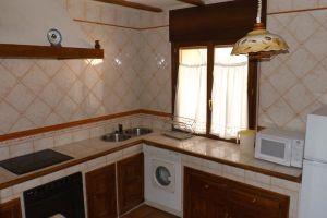 Casa rural con cocina totalmente equipada en la comaraca de Tierra de Pinares - Segovia