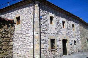 Casa rural La Casa del Abuelo Lucas en Pineda Trasmonte - Burgos