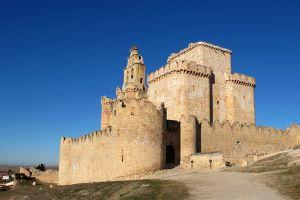 Castillo de Turégano - Entorno Casa Astarloa