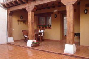 Porche - Casa Astarloa
