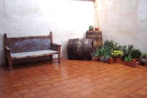Patio - Casa Astarloa