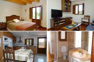 Casa rural con capacidad para 6 personas en Las Merindades