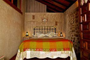 Habitación Casa rural La Cabaña de Polendos