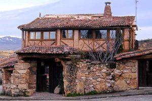 Casa rural El Canto del Pájaro en Adrada de Pirón - Segovia