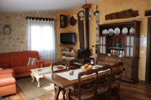 Casa rural en Burgos cerca de los Yacimientos de la Sierra de Atapuerca