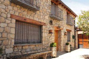 Casa rural La Casona de Arcones en Castillejo de Arcones - Segovia