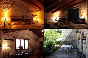 Casa rural situada cerca de Pedraza y de las Hoces del Duratón - La Casona de Arcones