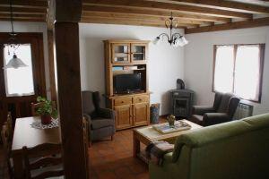 Casa rural del Pozo en Sauquillo de Cabezas - Segovia
