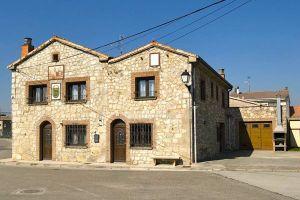 Casa rural Doña Elvira y Doña Sol en Vivar del Cid - Burgos