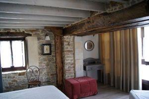 Alojamiento rural por habitaciones - Casa rural Encanto en Las Merindades