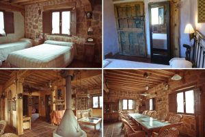 Casa rural con certificado micológico situada en el Bosque de Urbión - Sierra de la Demanda