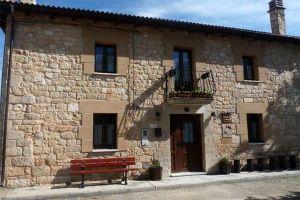 Casa rural Fuente Culabrás en Las Hormazas - Burgos