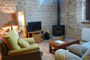 Casa rural ideal para los amantes de la naturaleza muy cerca de Burgos