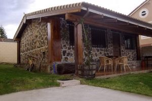Casa rural La Casa de Gonzalo en Muñoveros - Segovia