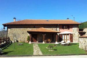 Casa Rural El Hayedo en Pineda de la Sierra - Burgos